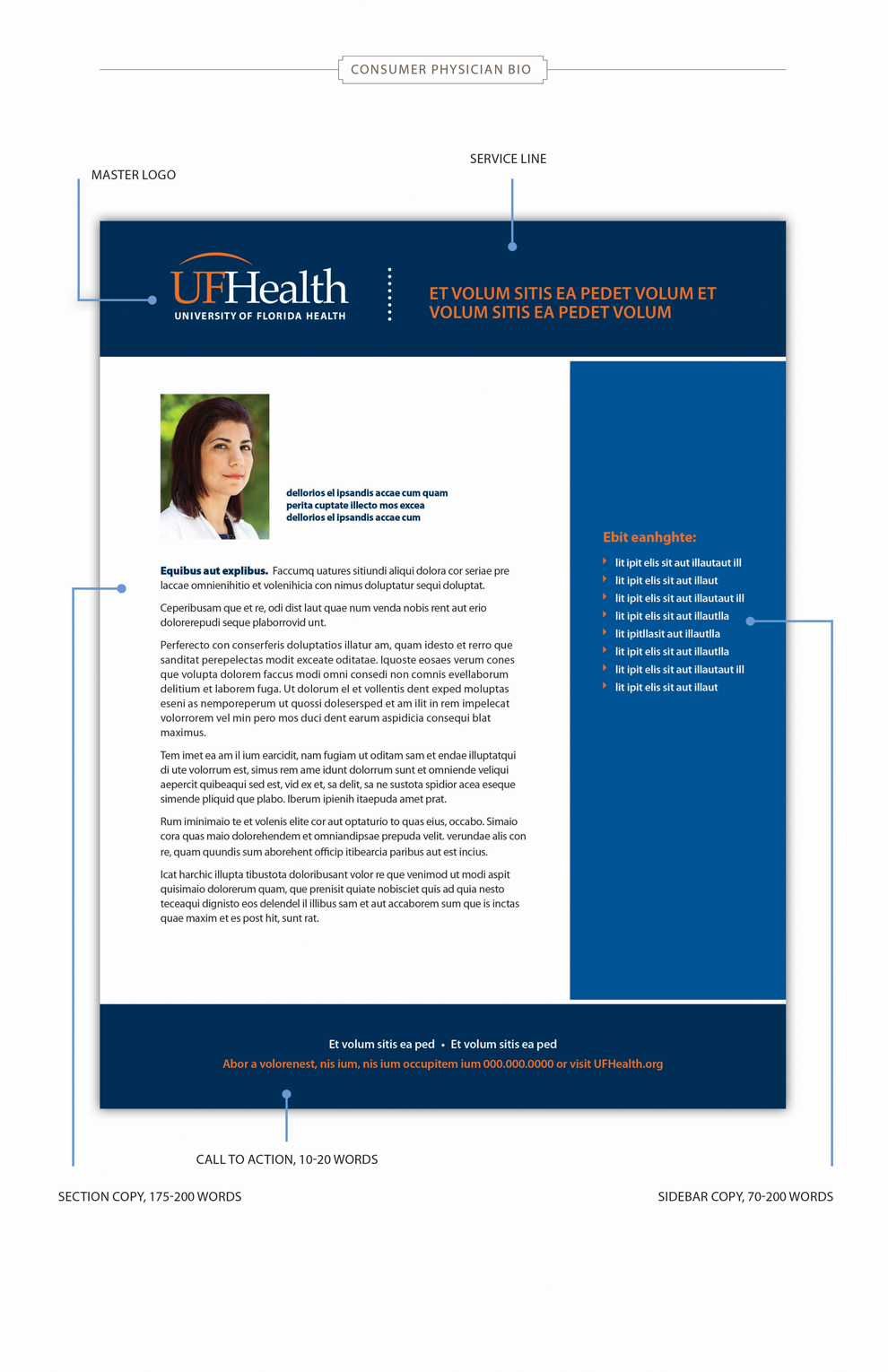 guidelines for the uf health brand look and feel