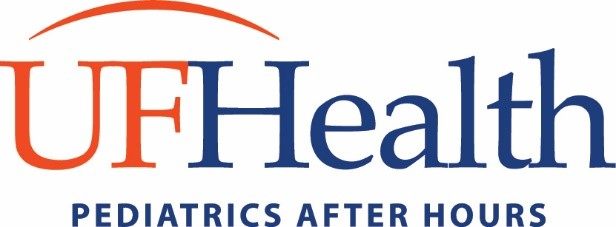 UF Health Pediatric After Hours Logo